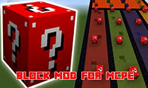 Mods : Block Mod for MCPE by Blocker Mobile