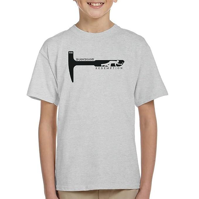 Amazon com: The Shawshank Redemption Rock Hammer Kid's T