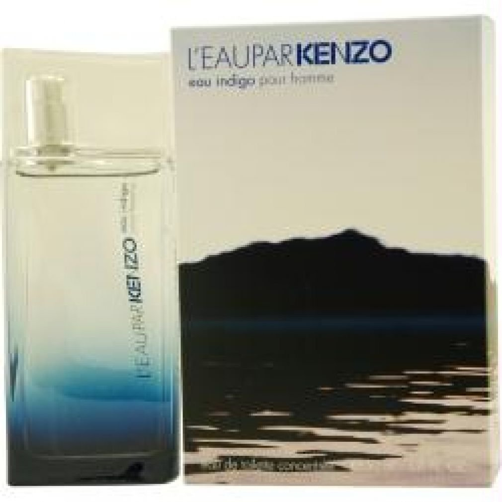 L'eau Par Kenzo Eau Indigo By Kenzo Edt Concentree Spray/FN190663/1.7 oz/men/