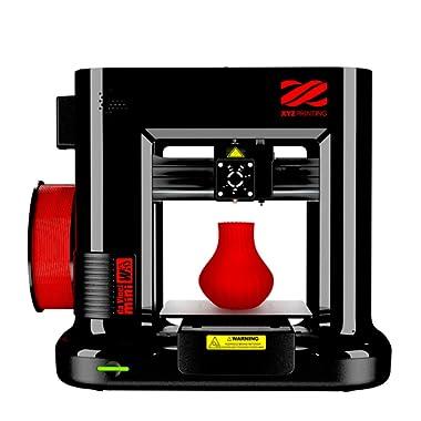 da Vinci Mini Wireless 3D Printer-6 x6 x6  Volume (Includes: 300g Filament, 3D eBook, Maintenance Tools, Free 3D Software, PLA/Tough PLA/PETG/Antibacterial PLA) Upgradable to print Metallic/Carbon PLA