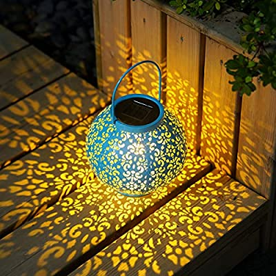 Solar Outdoor Hanging Light