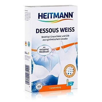 Heitmann Dessous Weiss 200g Mit Extremer Weißkraft Amazonde