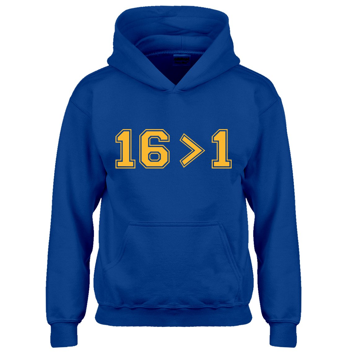 Indica Plateau 16> 1 Hooded Gioventù - Red - 3187-Z-RB-M
