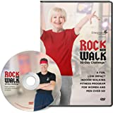 Evergreen Wellness Workout Challenge DVD for Beginners and Seniors | The Low Impact, Indoor Walking Full Body Exercise Progra