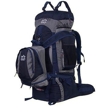 irealist mochila Camping Extra grande 80L mochila con 10L pequeño mochila  para escalada Camping senderismo viajes y montañismo 2a06e919d0394