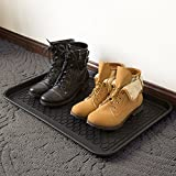 Stalwart 75-ST6014 All Weather Boot Tray-Water