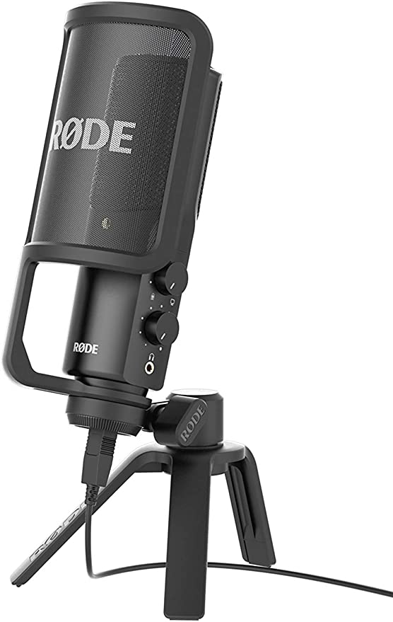 Rode USB Microphone - NT-USB: Buy Online at Best Price in KSA - Souq is now Amazon.sa