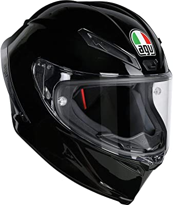 AGV Corsa R Adult Helmet - Matte Black / Medium/Small