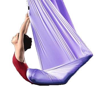 Xuetaimeigu Hamaca de Yoga Inicio Aéreo Yoga Hamaca Estudio ...