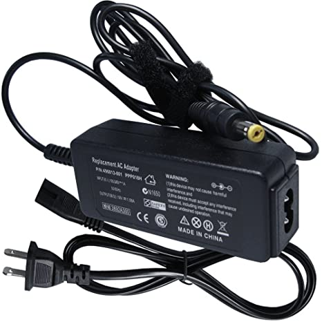 Amazon.com: Portátil 19 V AC adaptador cargador cable de ...