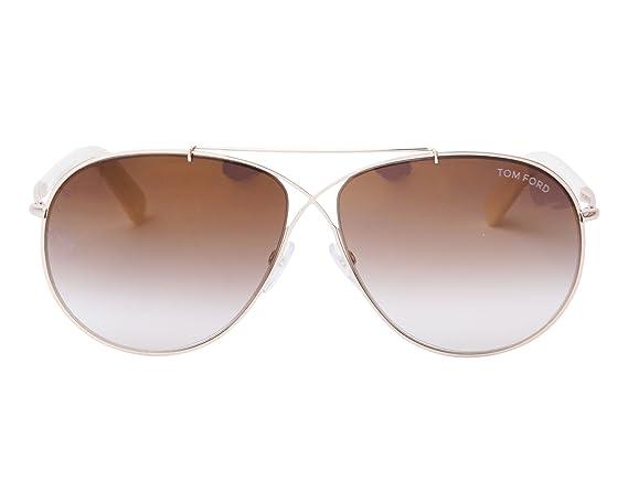 Lunettes de soleil Tom Ford FT Eva Eva 28G  Amazon.fr  Vêtements et  accessoires 60f7adac047c