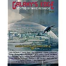 Galaxy's Edge Magazine: Issue 30, January 2018 (Galaxy's Edge magazine)