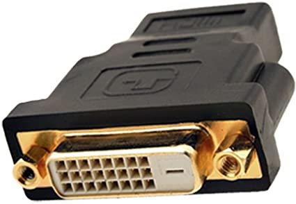 HDMI to DVI-D Adapter DVI-D to HDMI Male Female Converter Plug yan DVI to HDMI