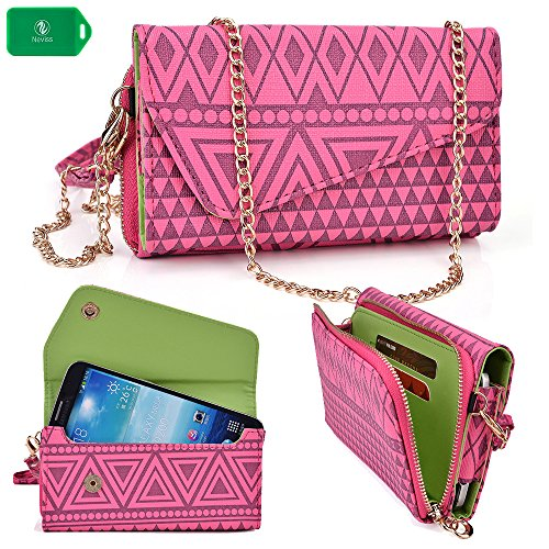 clutch-smartphone-case-wallet-pink-universal-fit-for-samsung-galaxy-mega-metro-pcs-sprint-t-mobile-a