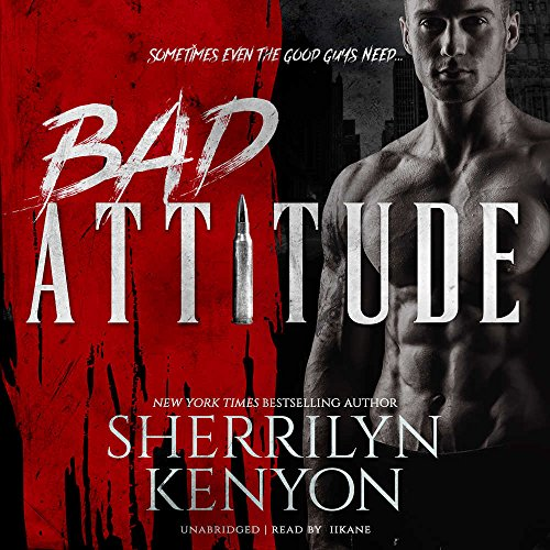 Bad Attitude: Library Edition (B.A.D. Agency) by Blackstone Pub