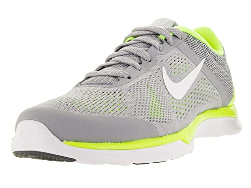 Nike Women's In-Season Tr 5 Wolf Grey/White/Volt/Pr Pltnm