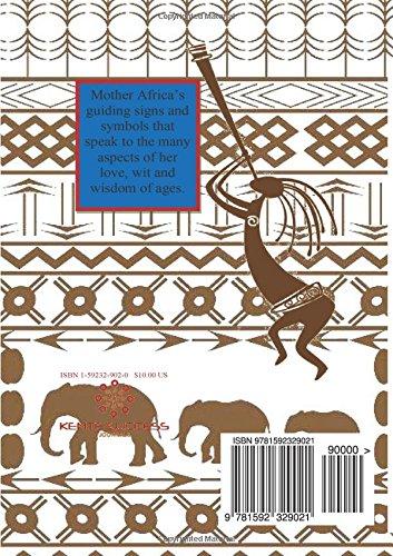 Adinkra Symbols Uwa Afu 9781592329021 Amazon Books