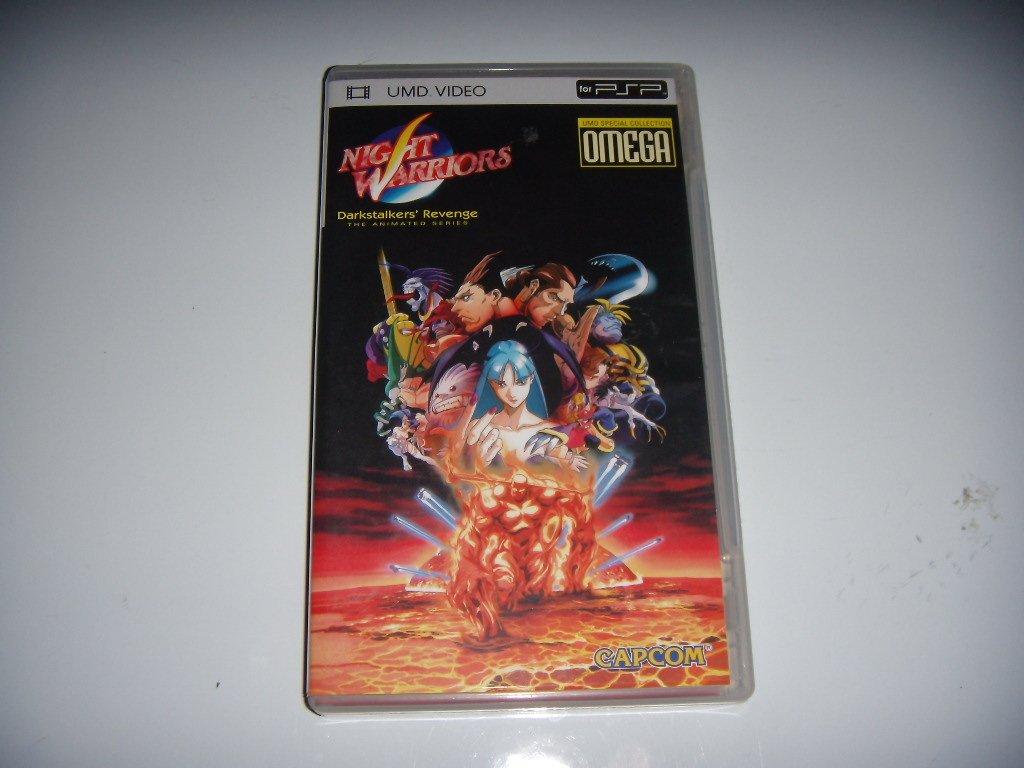 Amazon.com: Night Warriors Darkstalkers Revenge UMD PSP: Movies & TV