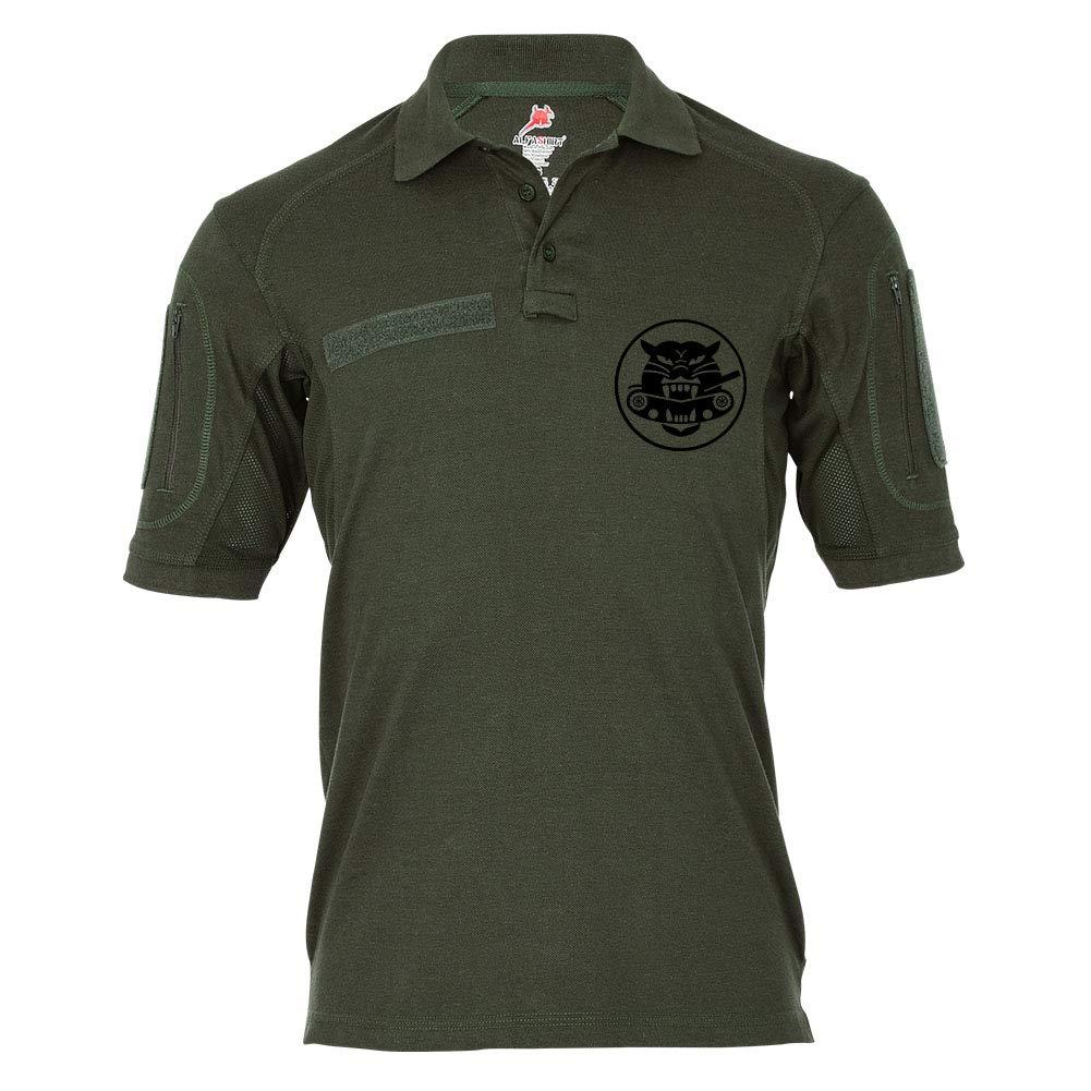 Copytec Tactical Poloshirt Poloshirt Tactical Alfa - Tank Eating Tiger Panzer Wappen Logo Us Army  19175 ebf9a2