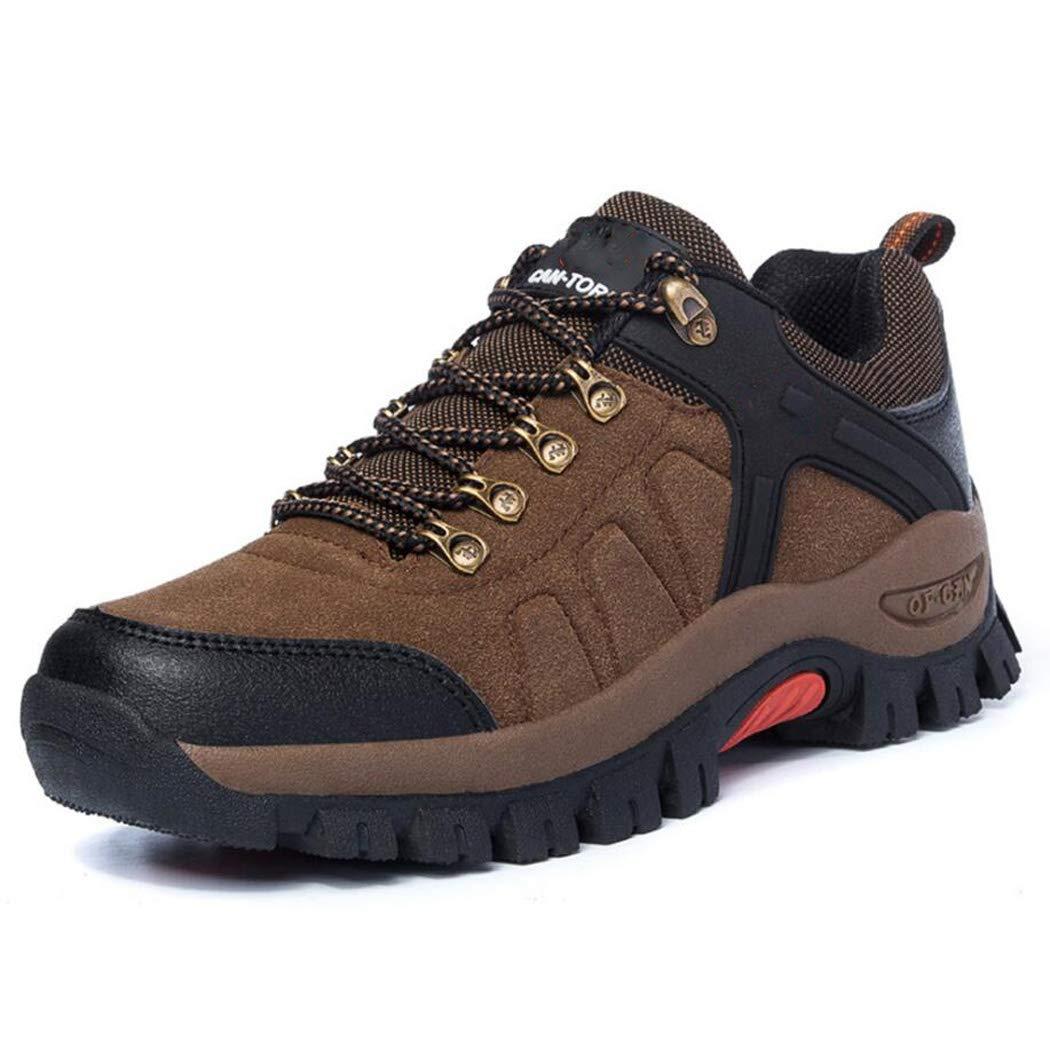 Zxcvb Herren Wanderschuhe Stiefel Leder Wanderschuhe Trekking für Outdoor Trekking Wanderschuhe Training Casual Work 97e6ea