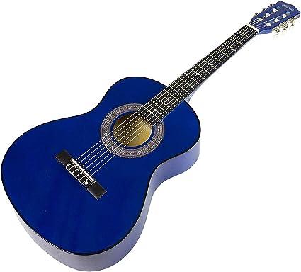 XHHWZB Guitarra clásica principiante Cuerdas de nylon de 36 ...