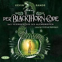 Das Vermächtnis des Alchemisten (Der Blackthorn-Code 1) Hörbuch von Kevin Sands Gesprochen von: Oliver Rohrbeck