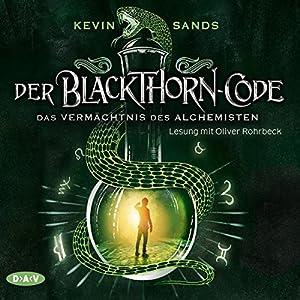 Der Blackthorn-Code Hörbuch