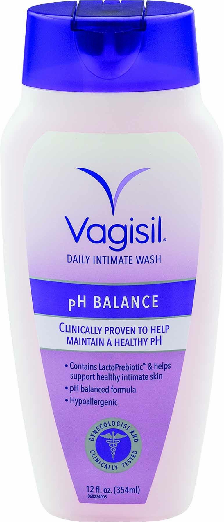 Vagisil Feminine Wash 12z Size 12z Vagisil Feminine Wash 12z (Pack of 24)