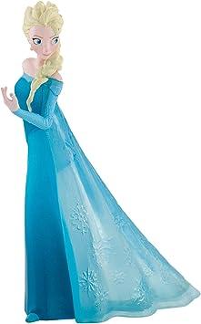 Amazon Es Disney Frozen Figura Elsa Bullyland 12961 Juguetes Y