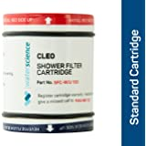 CLEO Replacement Filter Cartridge - Fits all WaterScience CLEO Models (Standard Cartridge for Chlorine & Hard Water)