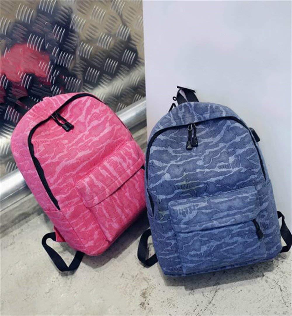 YUHUS Home Persönlichkeit Rucksäcke Mode Mode Mode Reise Casual Multifunktionsrucksack Schultasche mit großer Kapazität (Farbe   braun) B07L1SQ82Q Daypacks Neuer Markt fad298