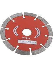 Baoblaze Angle Grinder Grinding Stone Brick Concrete Ceramic Tiles Dry Cutting Disc - Orange, 6inch