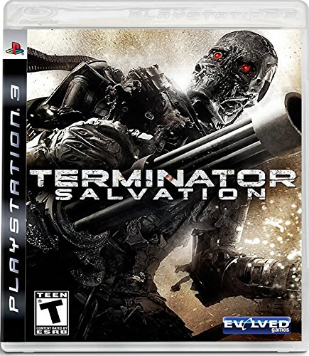 Terminator: Salvation - Playstation 3 (Fur Terminator)