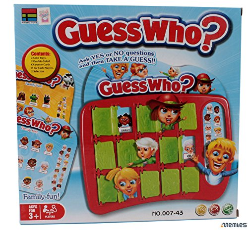 guess who game - 9