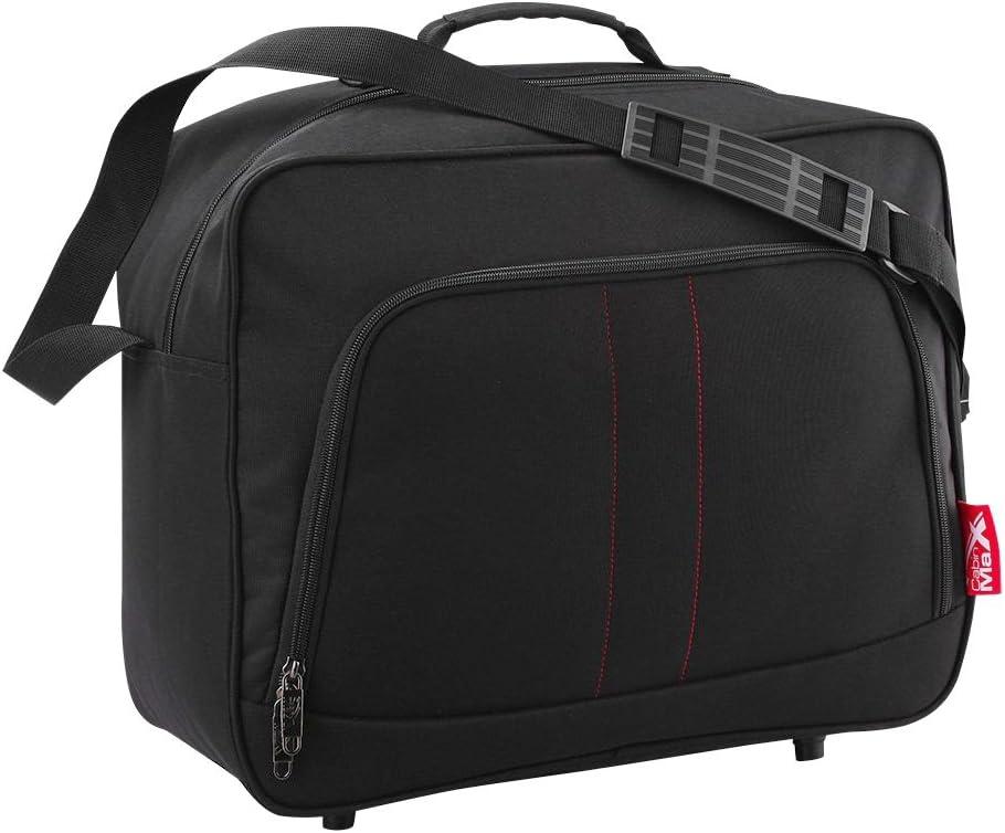 Cabin Max® Budapest - Maleta de Cabina para Debajo del Asiento - Dimensiones Wizz Air - Ligera con Solo 0,5 kg 40x30x20 cm