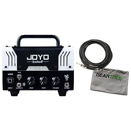 Amazon.com: Joyo BantamP Vivo - Cabezal compacto de gran ...