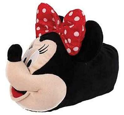 big sale 7e494 2e37e De Fonseca Disney Minnie moppine Ciabatte da Bimbi MOD. TEVERE G271