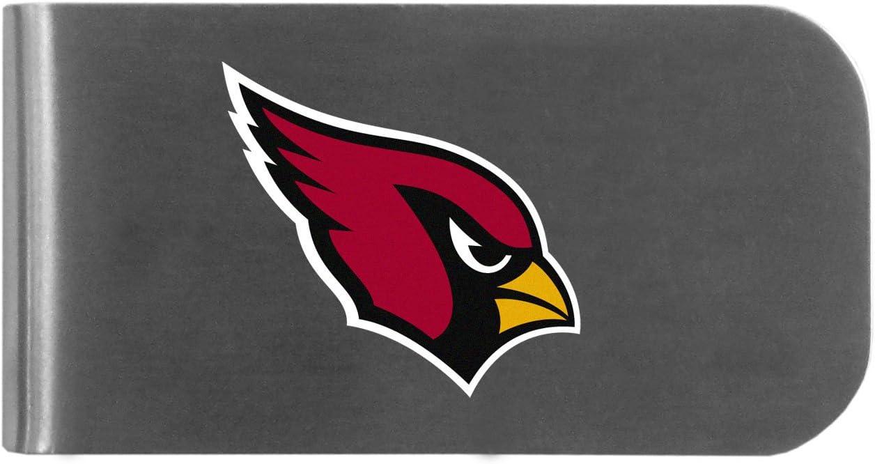Siskiyou Spors Buffalo Bills Logo Flaschenöffner Geldklammer Unisex Arizona Cardinals Logo Flaschenöffner Geldclip Fmc035bp Gebürstetes Metall Einheitsgröße Sport Freizeit