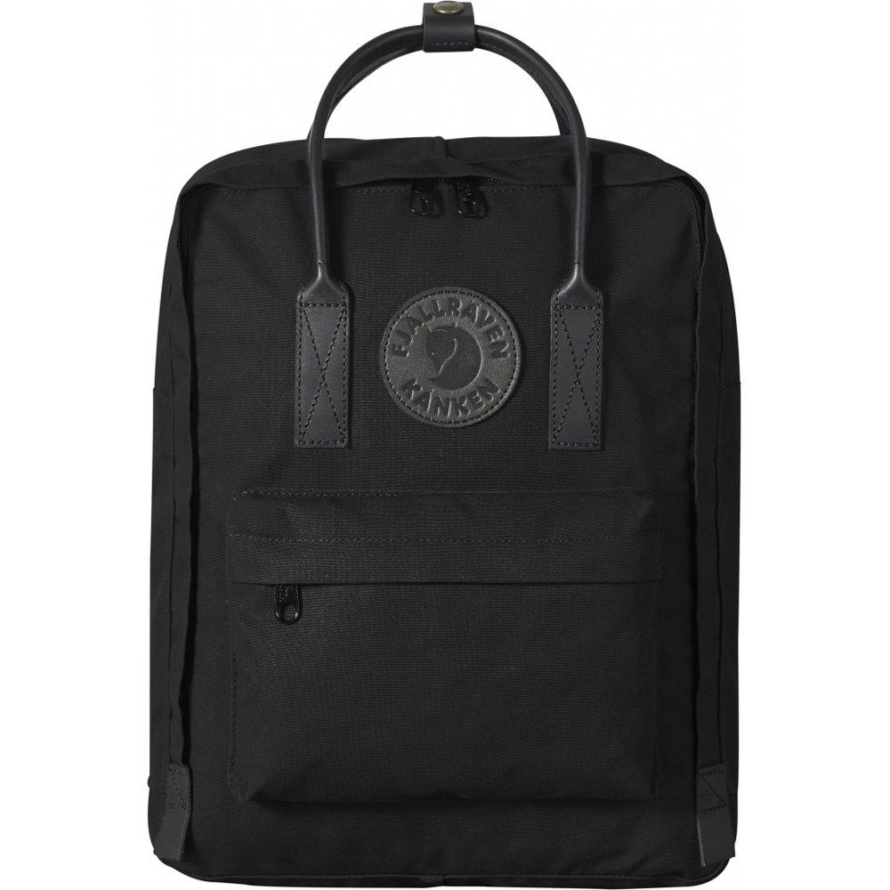 Fjallraven Men's Kanken No. 2 Backpack, Black, One Size