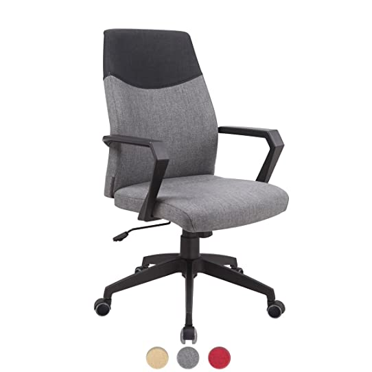 FLET Chaise Bureau Design Fauteuil Bureau Confort KAYELLES