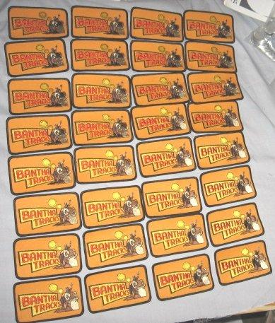 Bantha Tracks patch Star Wars fan club, package of 32 ()