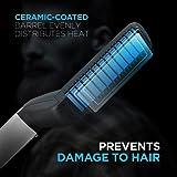 BeardPro Electric Beard Straighter for Men - Heated Beard Comb- Beard Styling Comb - Beard Frizz Control