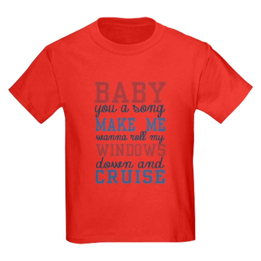 CafePress - Cruise T-Shirt - Youth Kids Cotton T-shirt