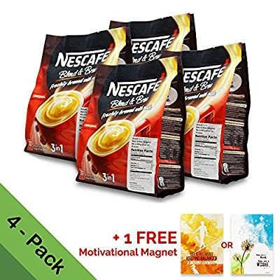 NEW! Nescafe IMPROVED 3 in 1 ORIGINAL by Nestle