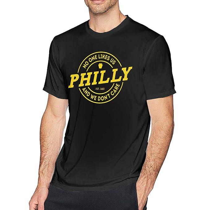 c46d8ef1 No One Likes Us, We Don't Care Men's Short Sleeve T-Shirt Novelty ...