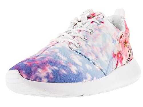 online store 194a1 0d7e2 Nike Wmns Roshe One Cherry BLS, Zapatillas de Deporte para Mujer:  Amazon.es: Zapatos y complementos
