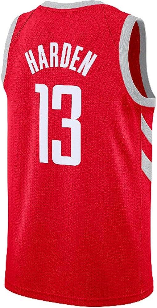 N&G SPORTS James Harden, Camiseta de Baloncesto, Houston Rockets ...