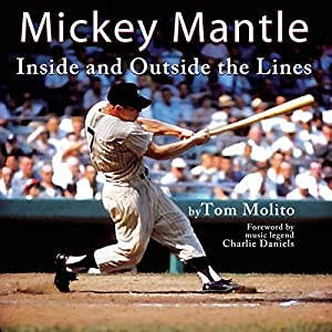Mickey Mantle Audiobook