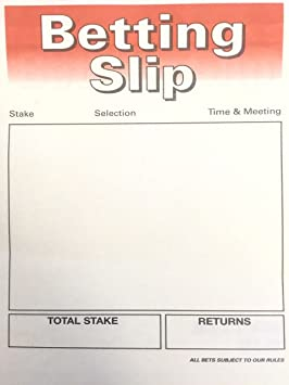 Betting slips for a race night sports betting mlb predictions for tonight