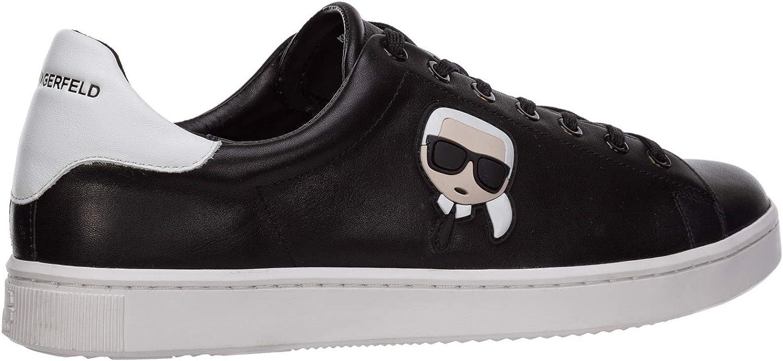 Karl Lagerfeld Homme K/ikonik Basket Nero Nero